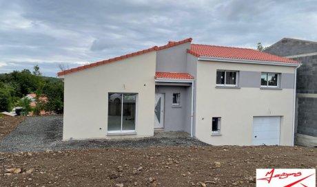 construction - maison - puy de dôme - terrain