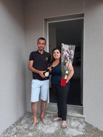 Satisfactions des clients pour la construction de leur maison à côté de Cournon dans le Puy-De-Dôme 63