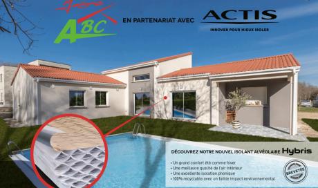 Isolant écologique que nous utilisons pour les maisons neuves et pour la rénovation dans le Puy-De-Dôme et l'Allier
