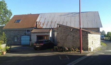 Transformation d'une grange en maison d'habitation proche de Riom PUY-DE-DOME