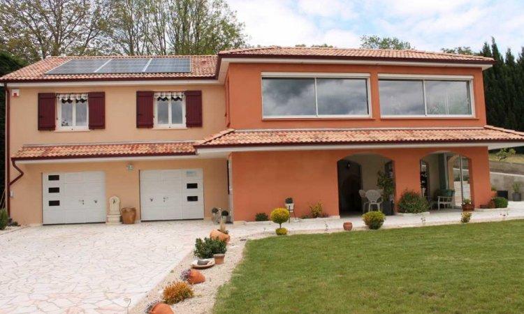 Rénovation énergétique globale à Issoire