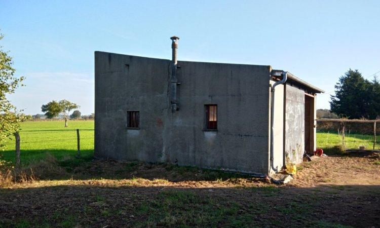 Réhabilitation d'un ancien bâtiment proche de Montluçon dans l'Allier