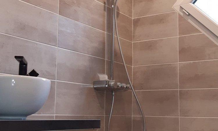 Salle de bains-extension-rénovation-construction-maison-cournon-riom-puy de dôme-63